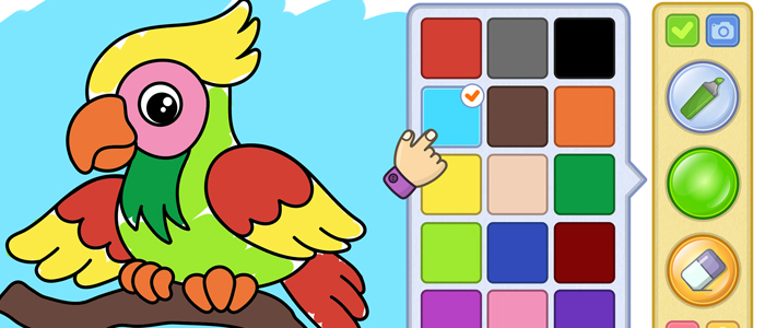 Coloring-Games